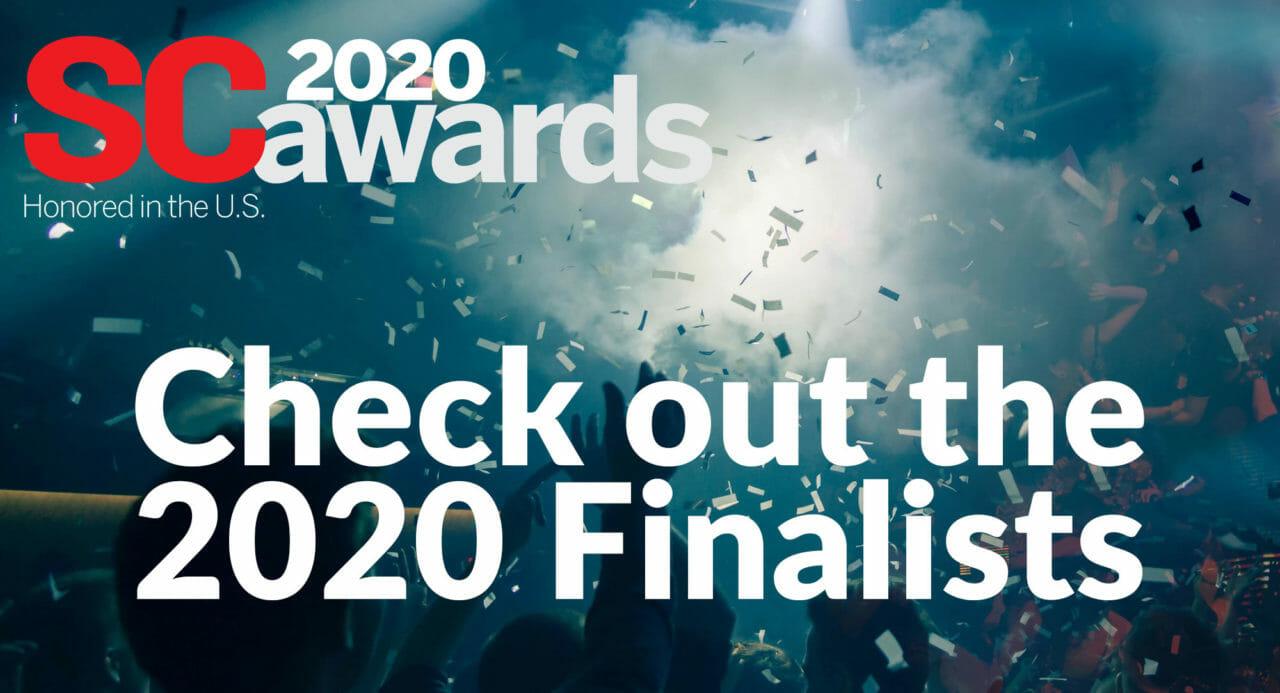 2020 SC Awards Finalists
