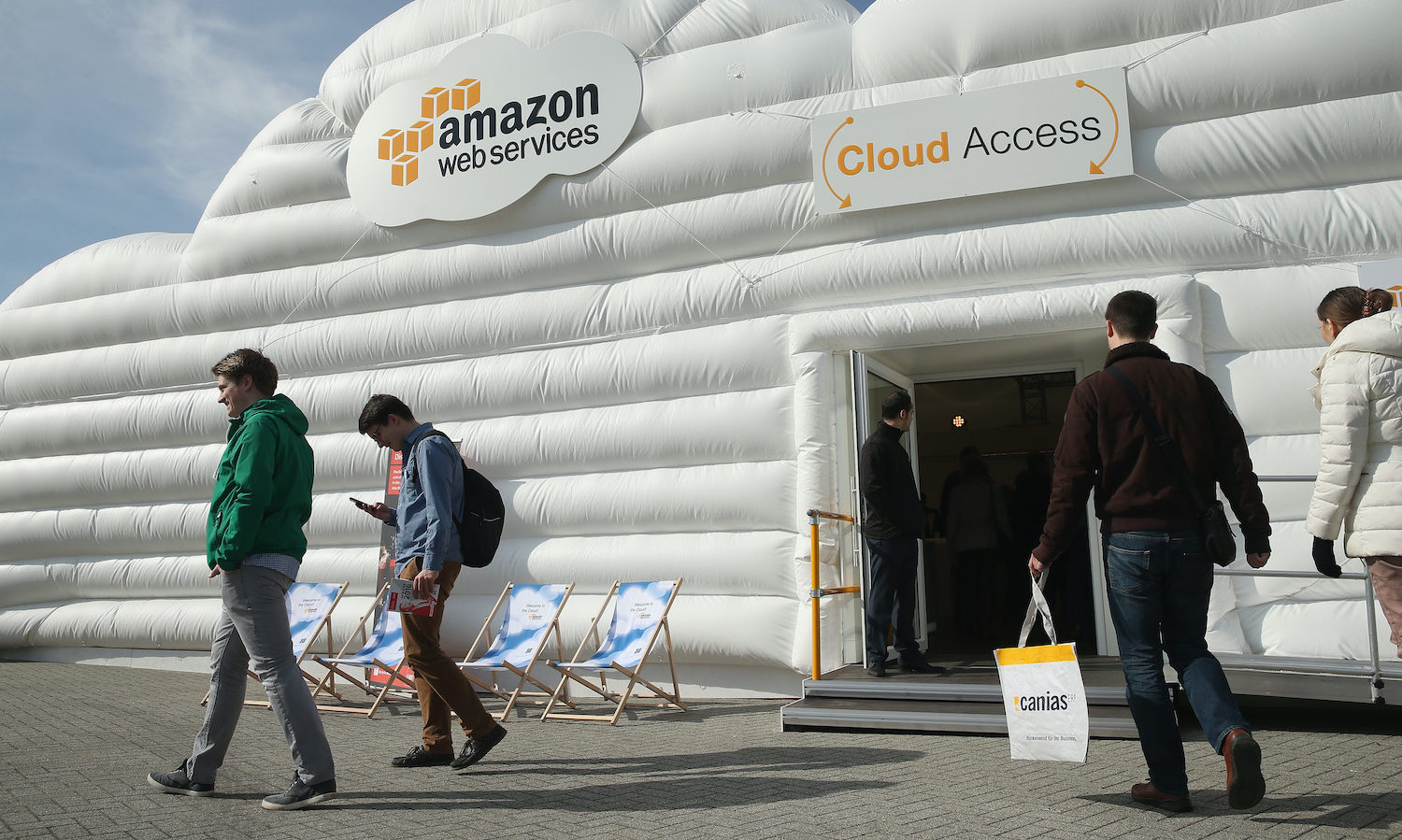 As companies scramble to the cloud, security takes center stage